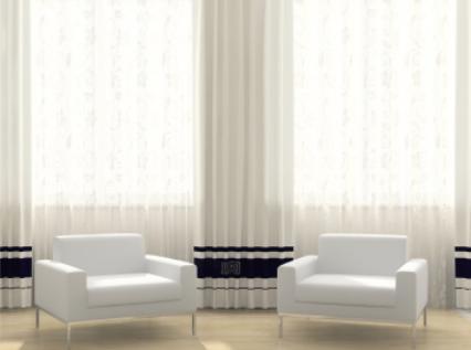 Miss blog habiller fen tres choix rideaux choisir stores for Habillage de fenetre contemporain