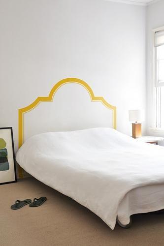 miss blog peinture ou masking tape d coration originale murs id es murs originaux. Black Bedroom Furniture Sets. Home Design Ideas