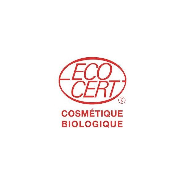 Ecocert, organisme de contrôle indépendant agréé par le Ministère de l'Alimentation, de l'Agriculture et de la Pêche et par le Ministère de l'Economie, de l'Industrie et de l'Emploi