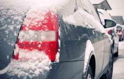 Neve e traffico