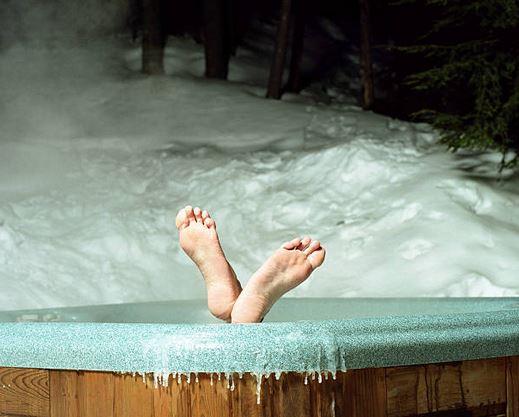 miss blog des conseils pour bien utiliser son spa ext rieur en hiver. Black Bedroom Furniture Sets. Home Design Ideas
