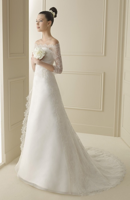 Robe de mariee - Couture Nuptiale