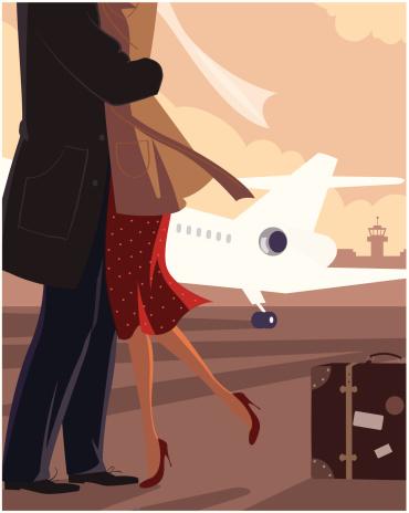 couple-sur-le-tarmac-illustration