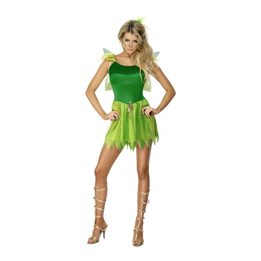 Deguisement-costume-de-fee-verte