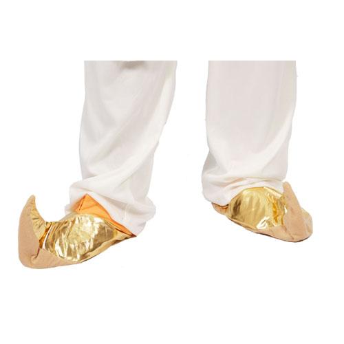 Mettez des babouches avec votre costumes ! (Babouches trouvées sur www.axho.com)