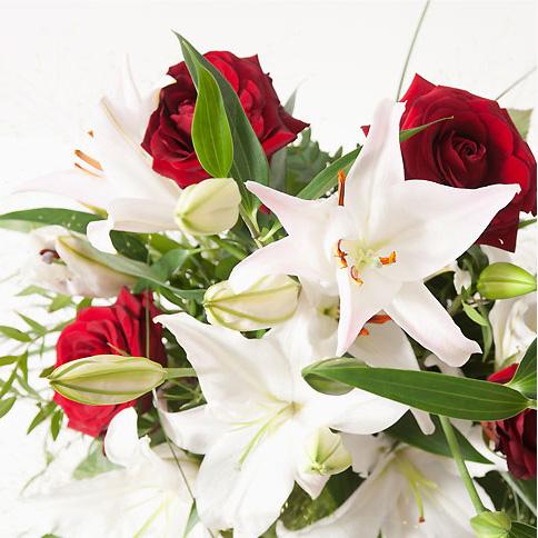 bouquet fleurs orphée