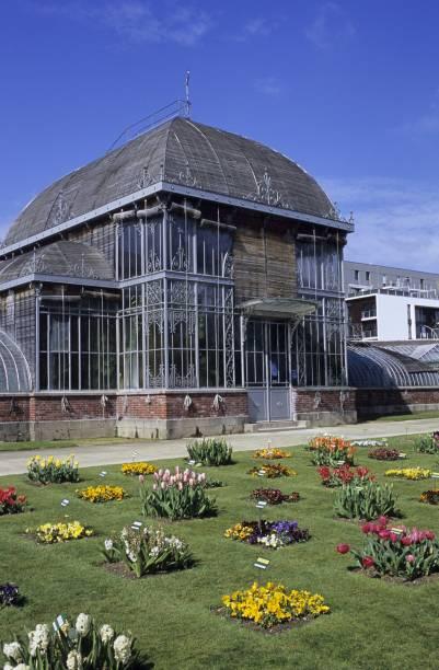 Serre botanique Jardin des Plantes Nantes